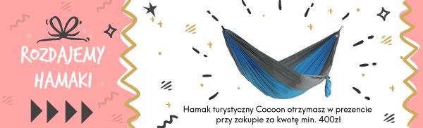 Hamak Cocoon w prezencie
