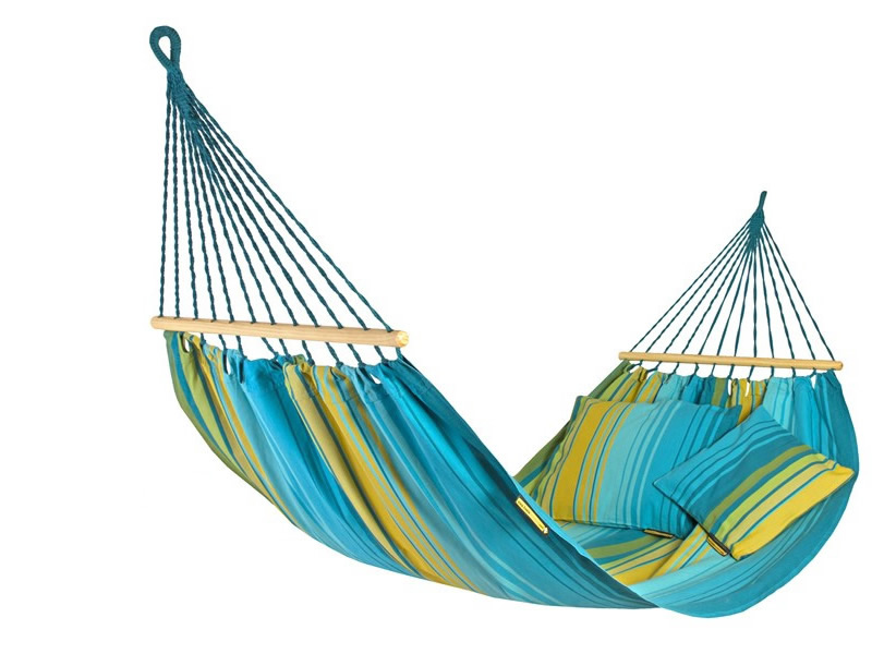 Hammock with spreader bars KOALA