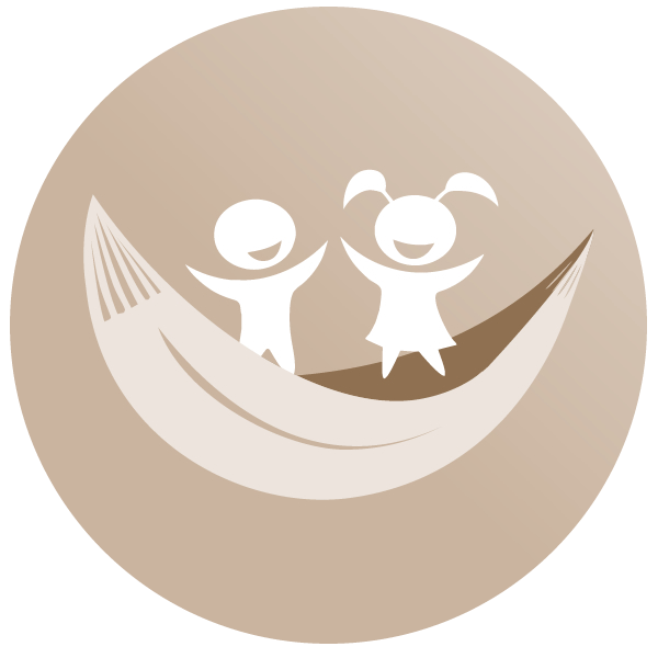 Houpací sítě pro děti KOALA