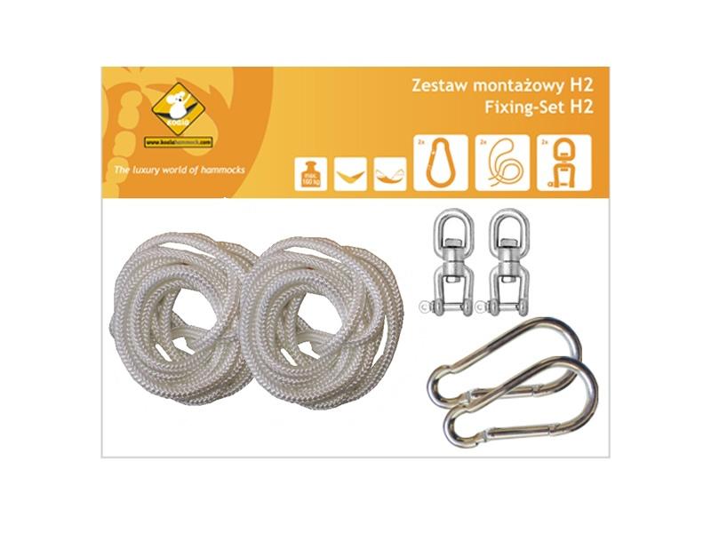 Zestaw montażowy H2 do hamaków, koala/zh2