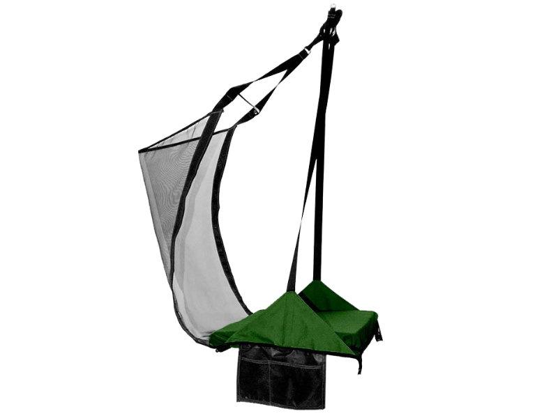 Krzesło 1 osobowe, Zielony Crua HoverChair