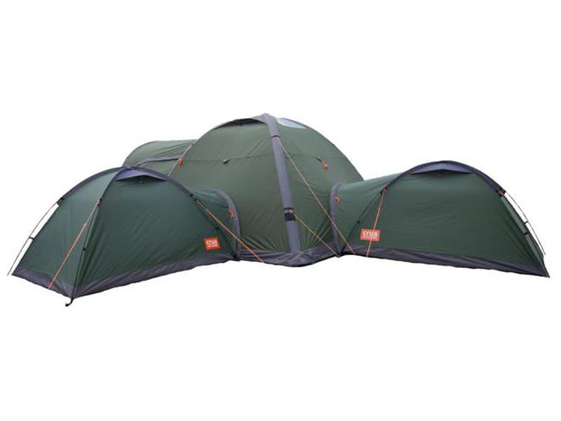 Zestaw namiotowy dla 6 osób