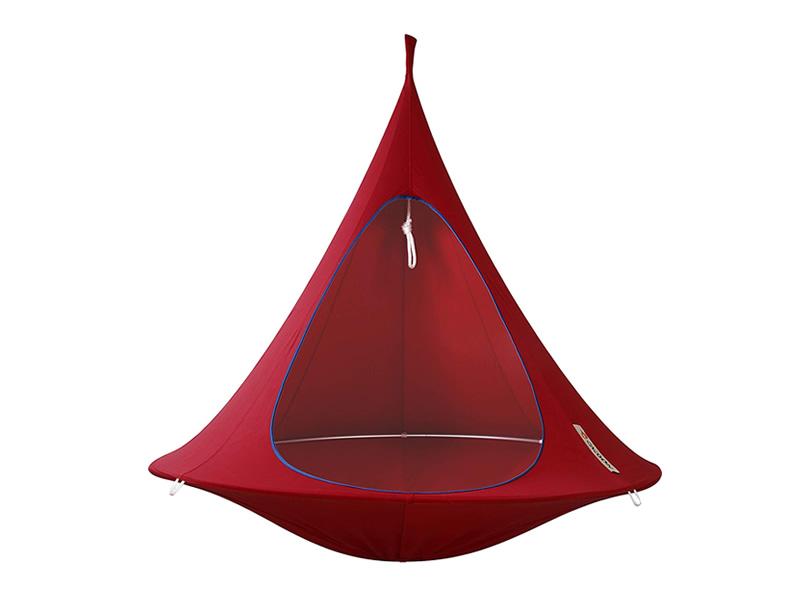 Namiot wiszący, Chili Red Jednoosobowy Bebo