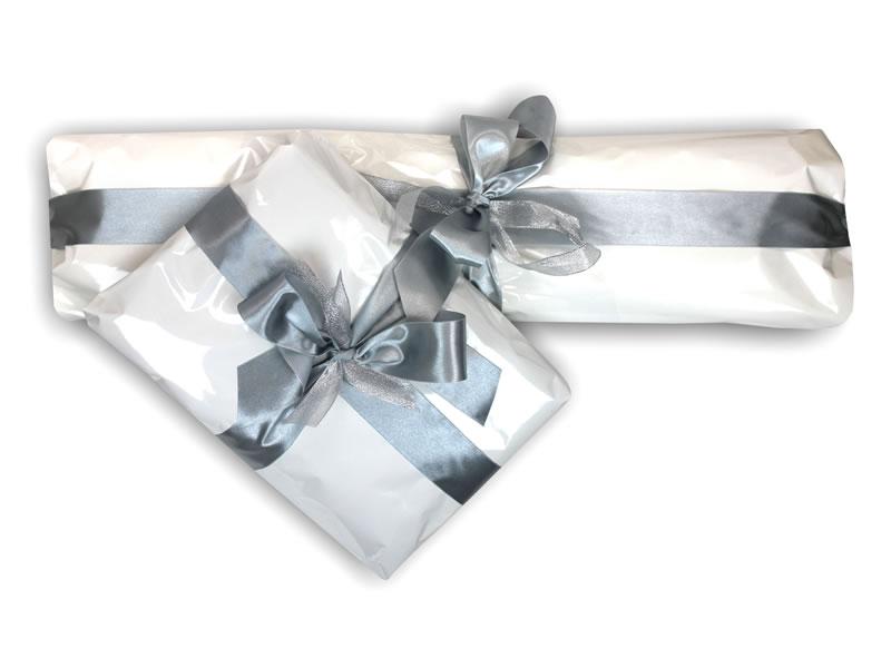 Zapakujemy hamak/fotel na prezent, Pakowanie na prezent