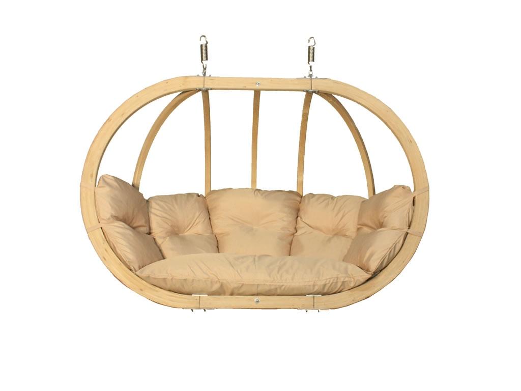 Wooden Hammock Chair Swing Chair Double 2 Hammock Chair