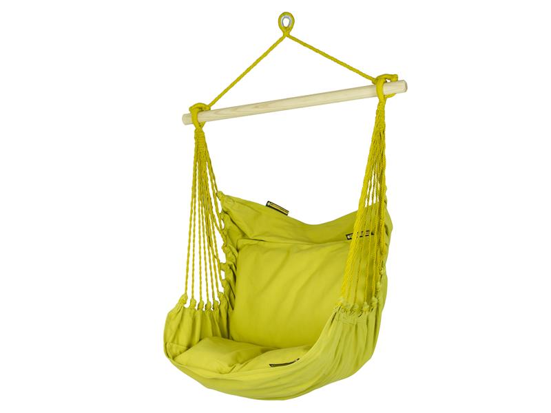 Fotel hamakowy, Parakeet Green HC9