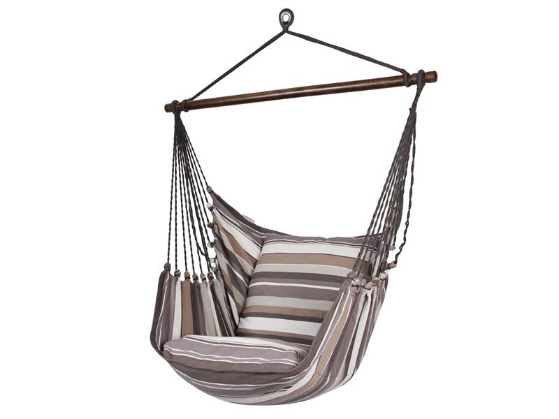 Fotel hamakowy szeroki z poduszką, Bellini HC10 PP