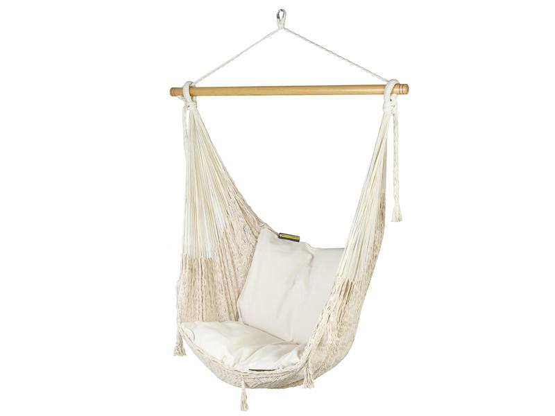 Sznurkowy Fotel hamakowy