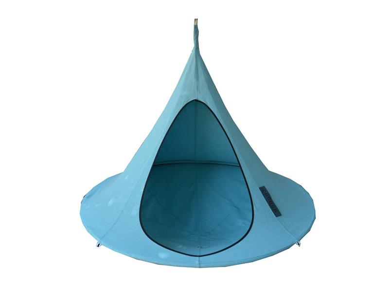 Namiot wiszący, Cyan blue Olefin single