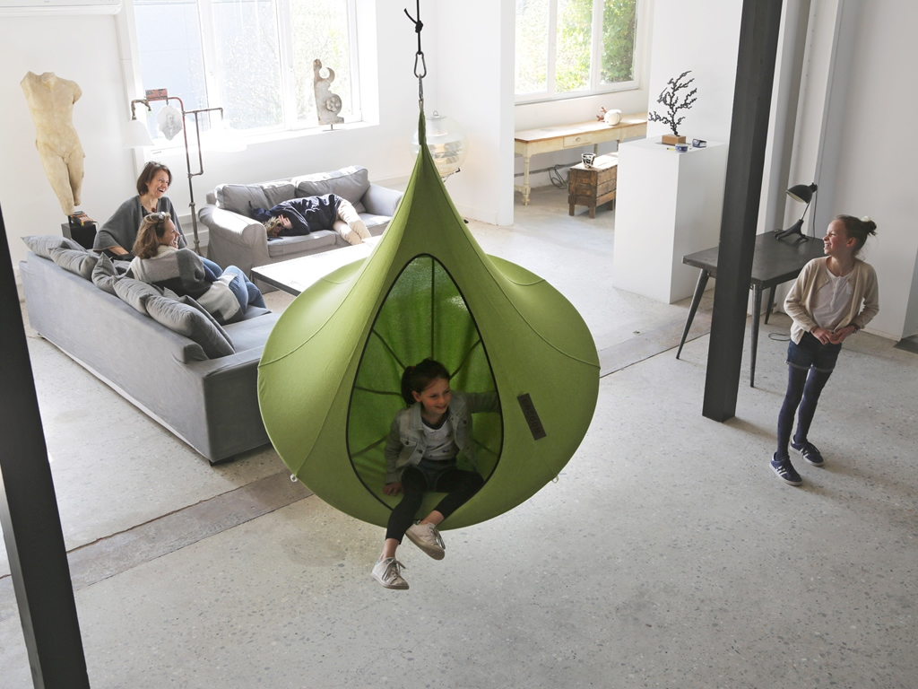 Namiot wiszący, Olefin Double
