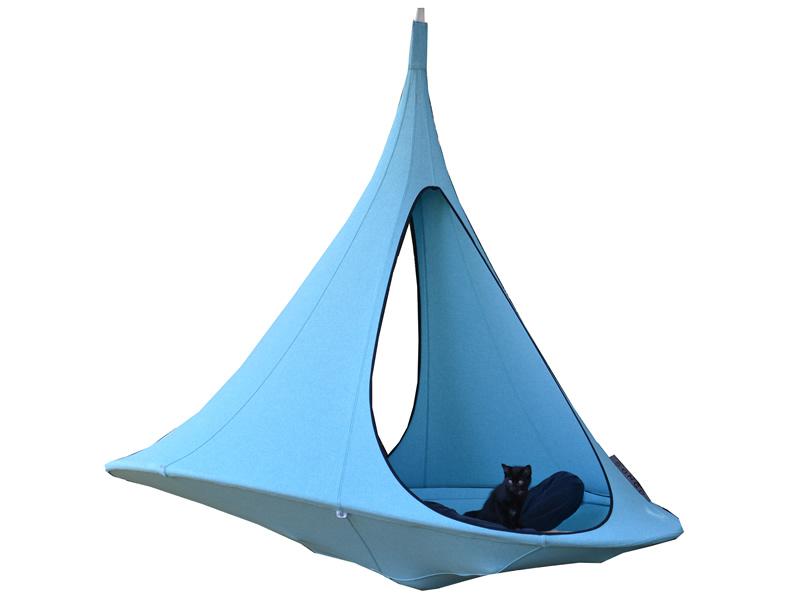 Namiot wiszący, Cyan blue Songo