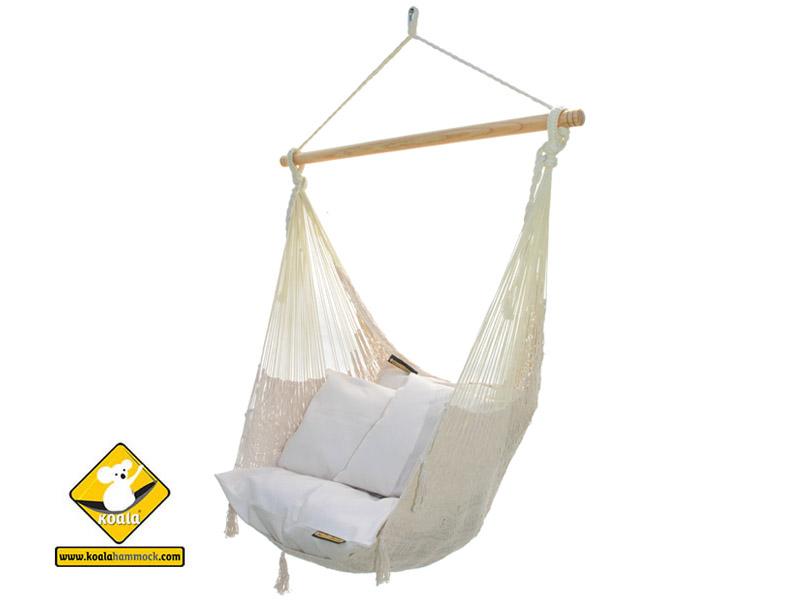 Sznurkowy Fotel hamakowy, AHC-9