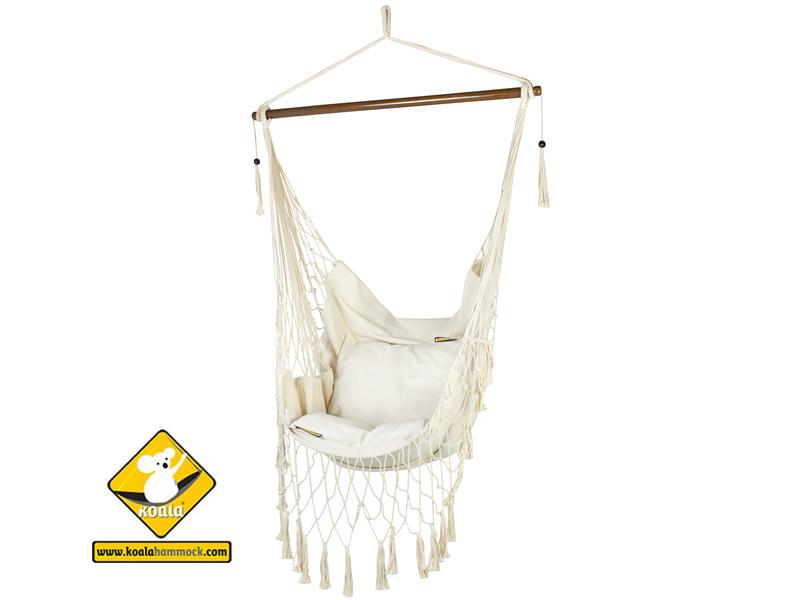 Fotel hamakowy z poduszkami, HC11