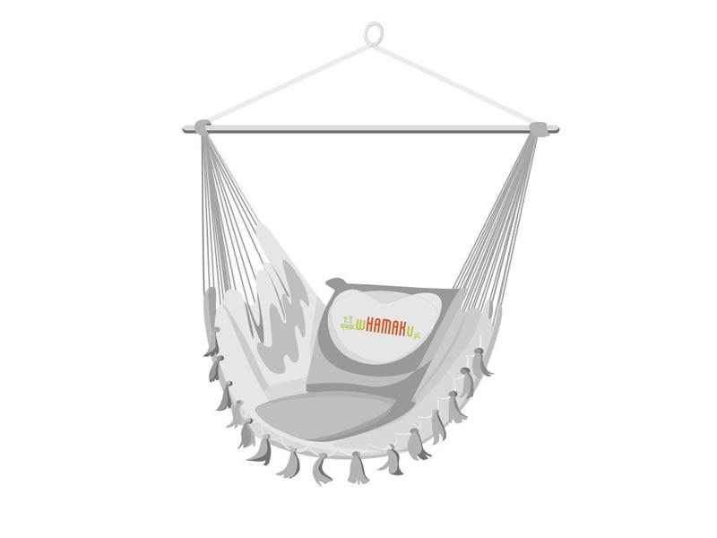 Reklamowy fotel hamakowy, wfr-1
