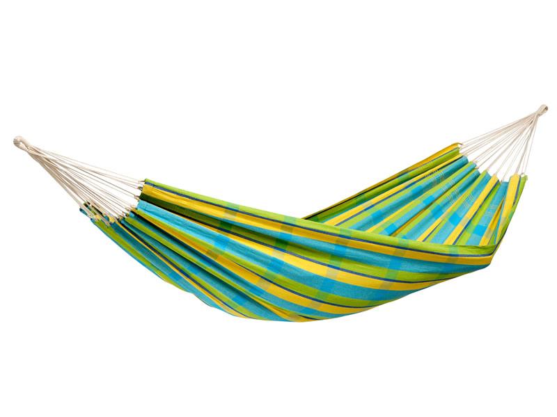 Hamak dwuosobowy, lemon Barbados