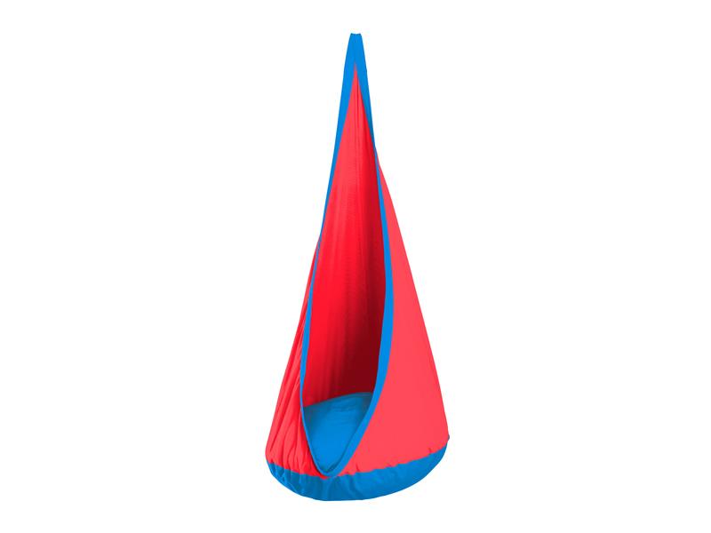 Fotel hamakowy dla dzieci JOKI, Czerwony JKD70