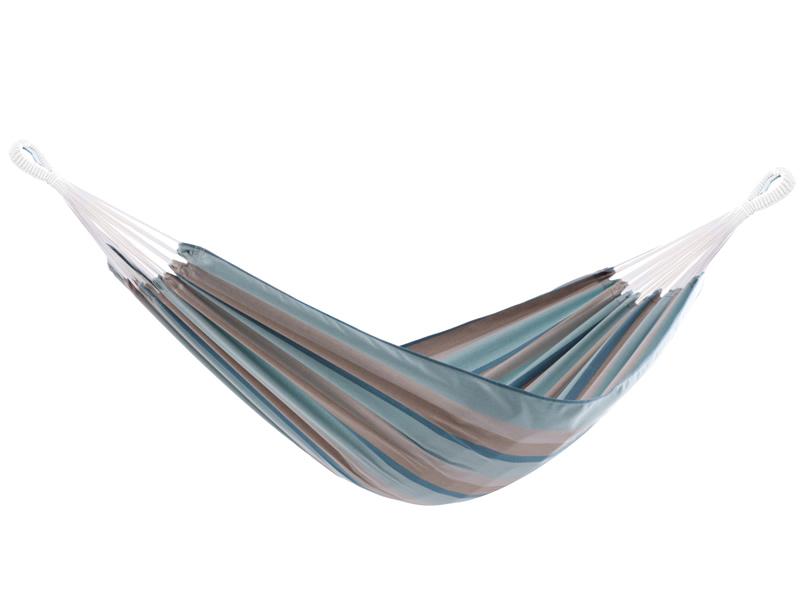Dwuosobowy hamak Sunbrella, błękitno-niebieski BZSUN