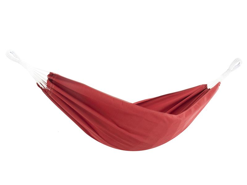 Dwuosobowy hamak Sunbrella, Czerwony BZSUN
