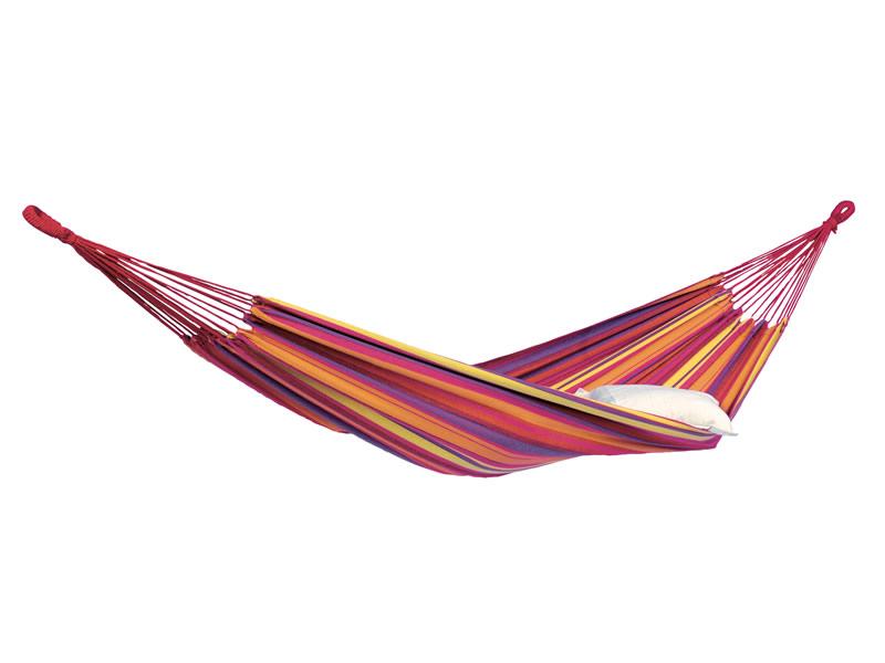 Hamak jednoosobowy, Czerwony Tahiti