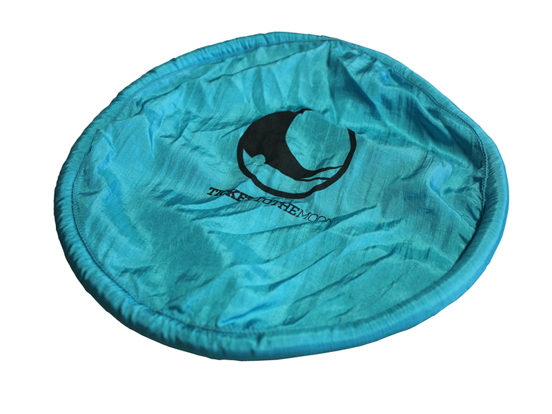 Kieszonkowe Frisbee, Niebieski / turkusowy Pocket Frisbee