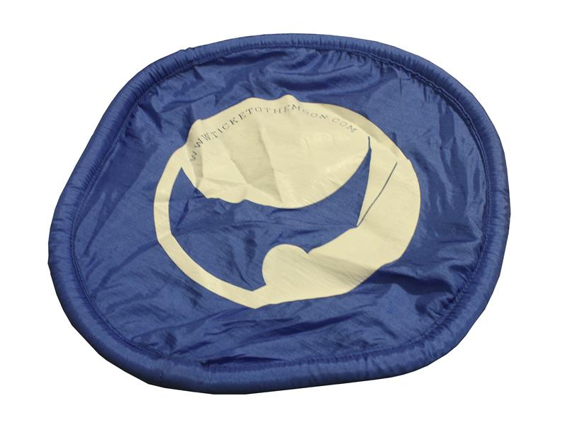 Kieszonkowe Frisbee, Niebieski Pocket Frisbee