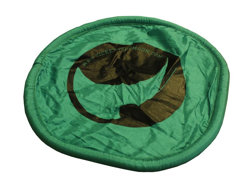 Kieszonkowe Frisbee, Zielony Pocket Frisbee