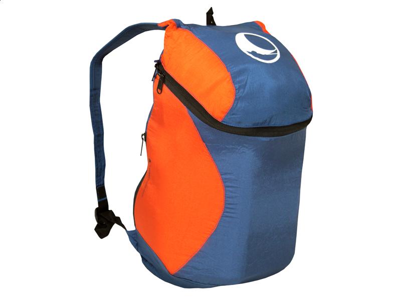 Mini Plecak, niebiesko-pomarańczowy Mini BackPack