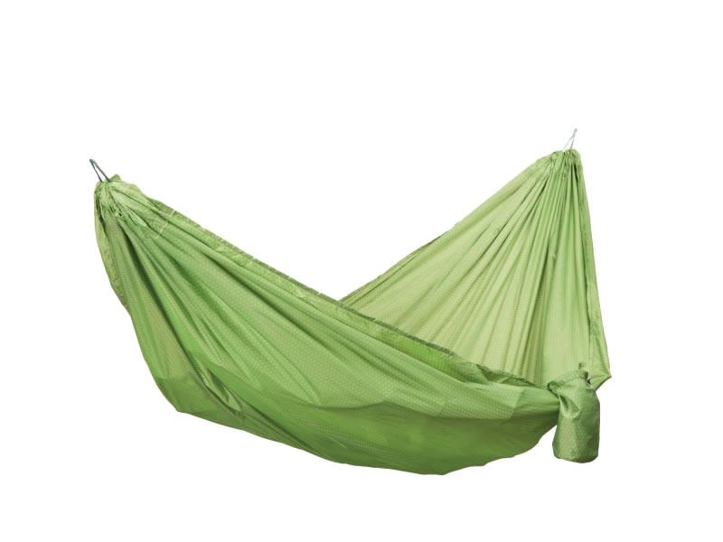 Hamak turystyczny, zielony Travel Hammock