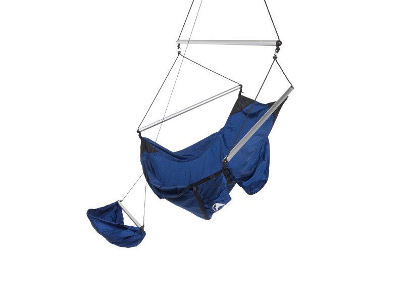 Fotel księżycowy, Niebieski Moon Chair