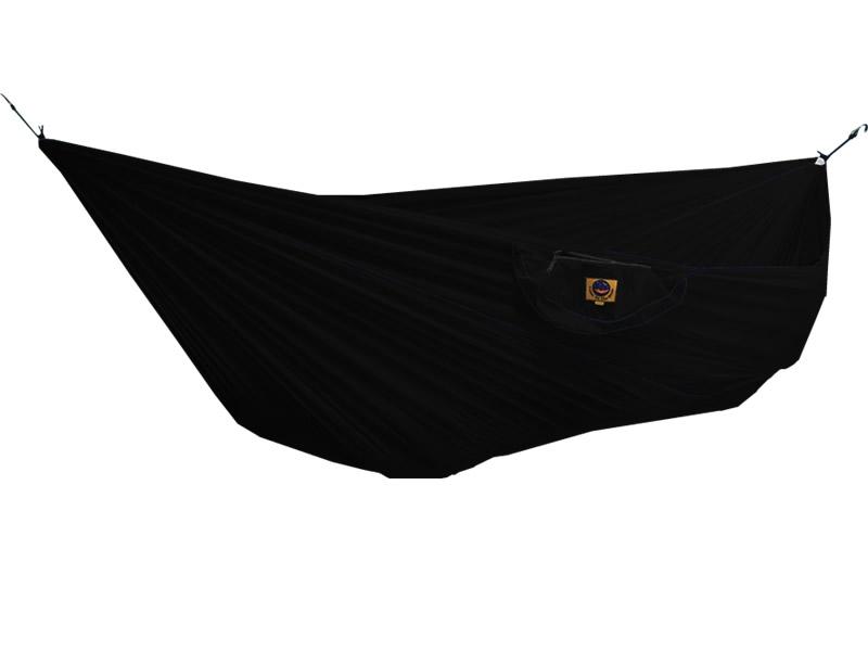 Hamak duży, czarny THK-(1)