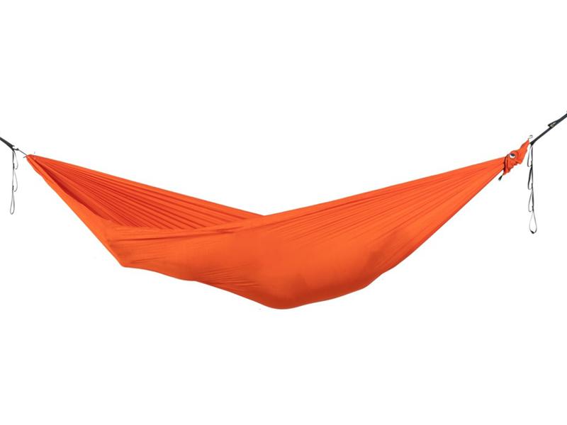 Hamak jednoosobowy Lightest, pomarańczowy TML