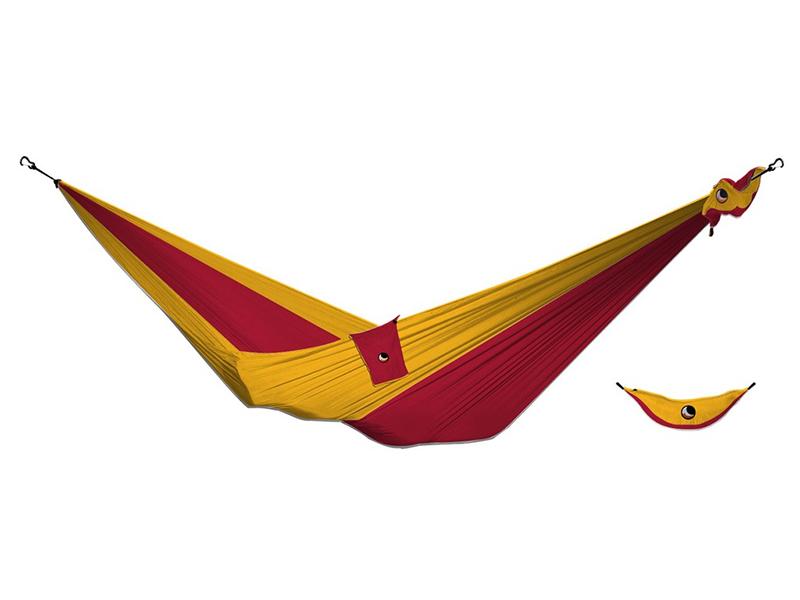 Honeymoon hamak, czerwono-żółty TMHM
