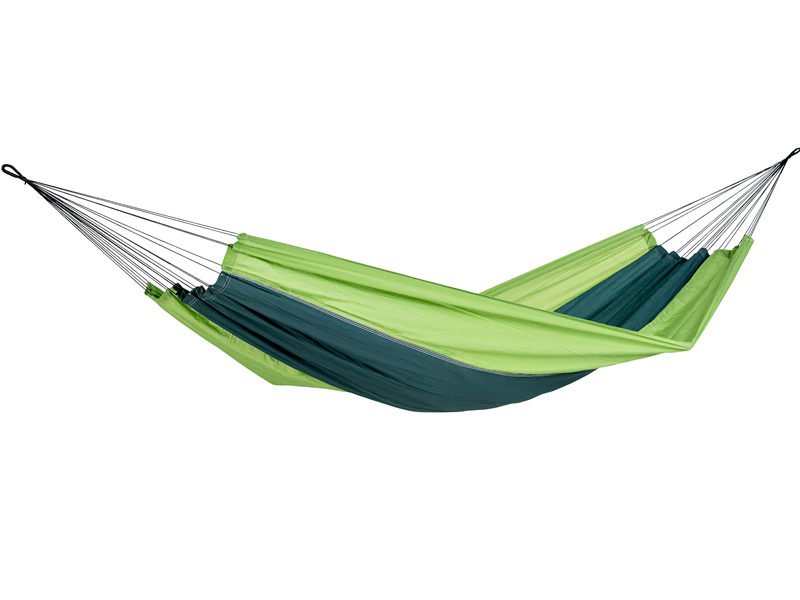Hamak turystyczny, Zielony Silk traveller