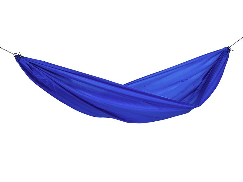Hamak turystyczny, Niebieski Travel Set Amazonas