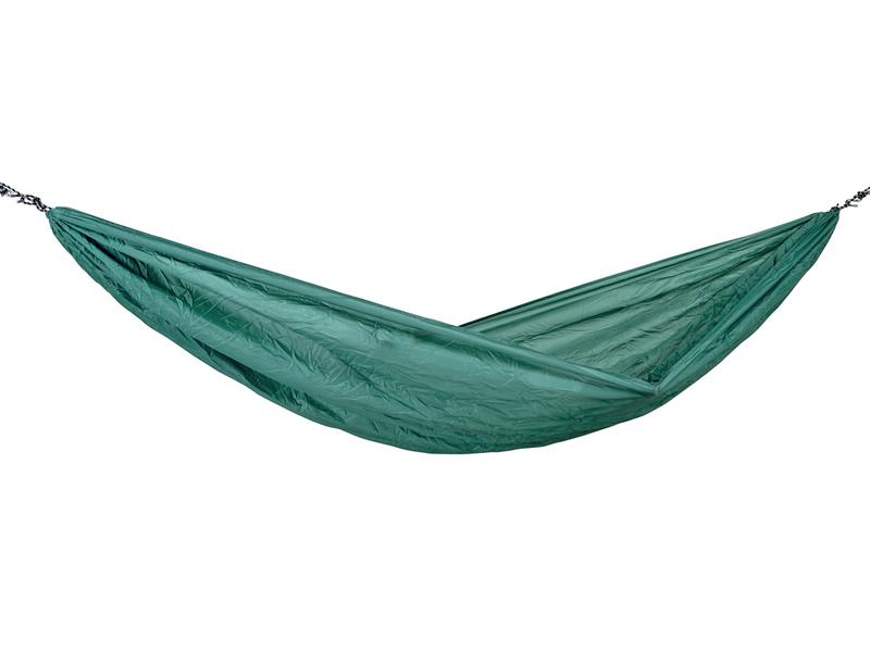Hamak turystyczny, Zielony Travel Set Amazonas