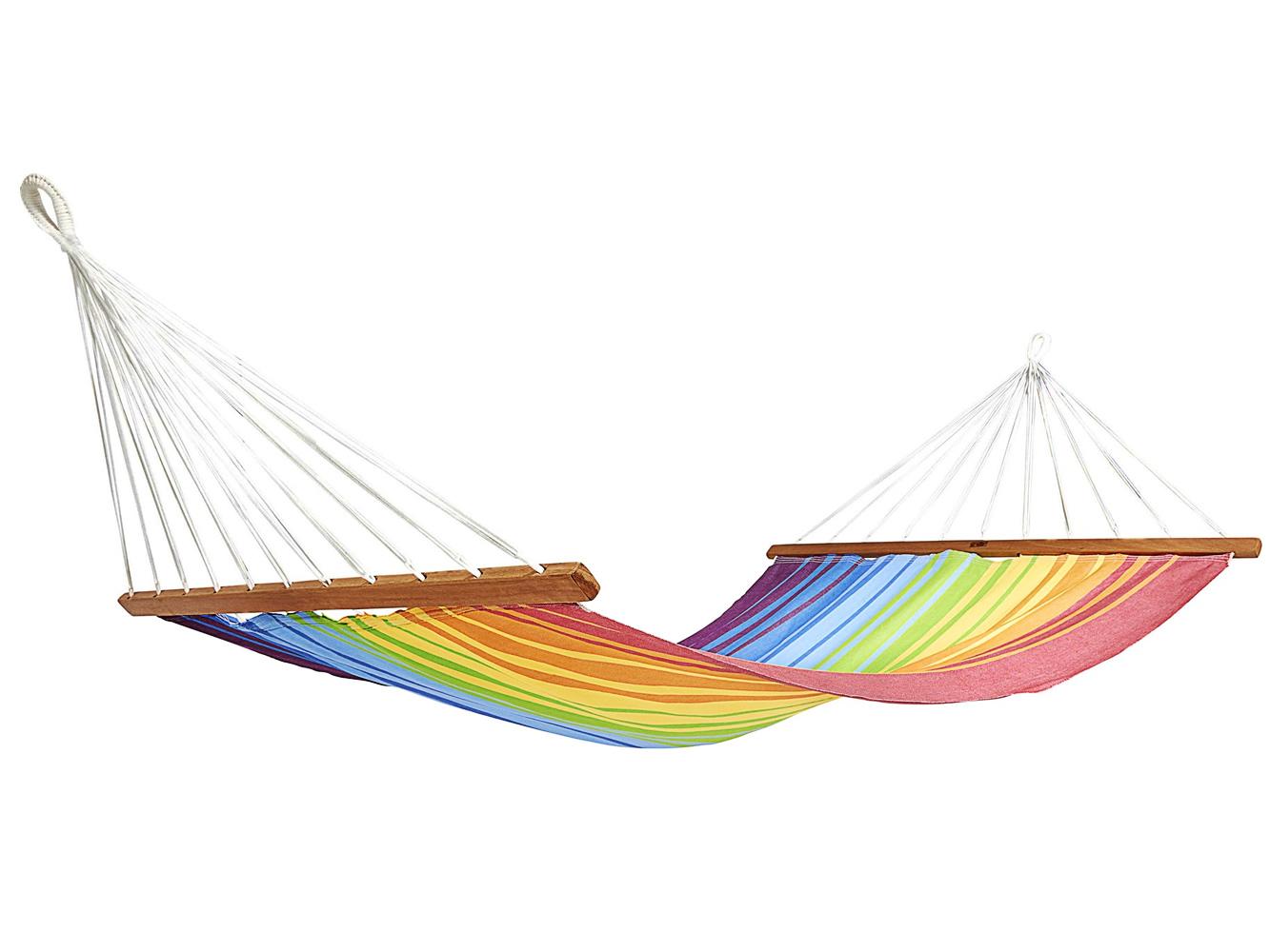 Hamak z drążkiem KOUPLE - szeroki wybór kolorystyczny, Rainbow KOUPLE