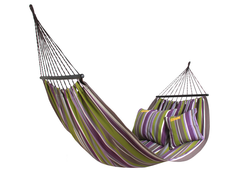 Hammock with spreader bars, HS