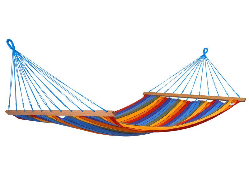 Hamak z drążkiem KOUPLE - szeroki wybór kolorystyczny, Multicolore KOUPLE