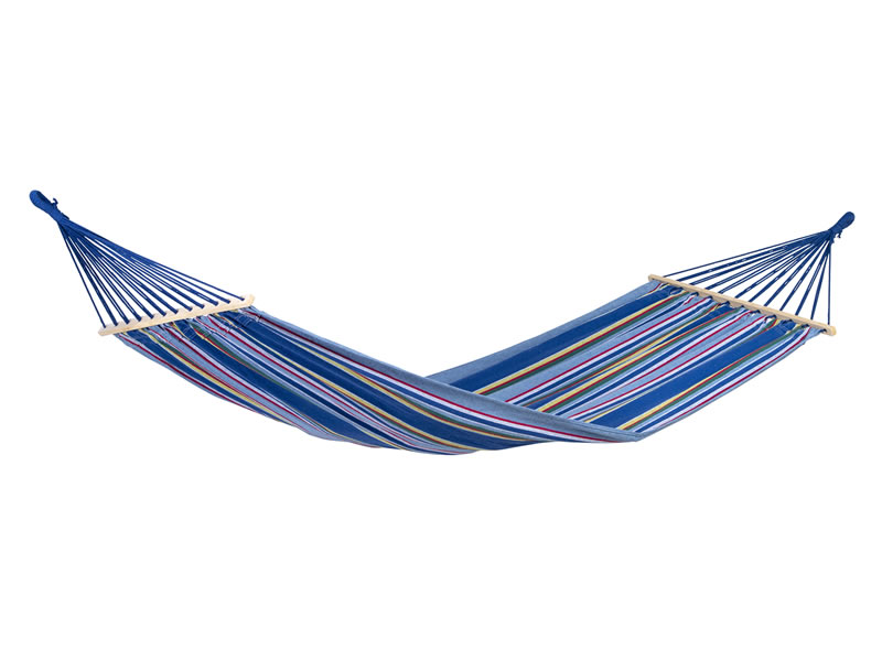 Hamak z drążkiem, Niebieski Tonga
