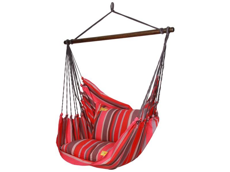 Fotel hamakowy szeroki