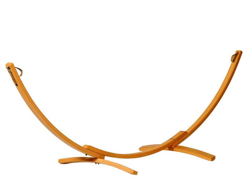 Drewniany stojak Tropical Arc, 11066