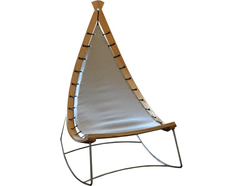 Bujany fotel, ash Frame for Balance