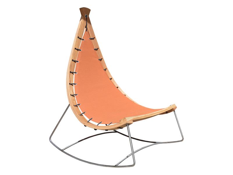 Bujany fotel, pumpkin Frame for Balance