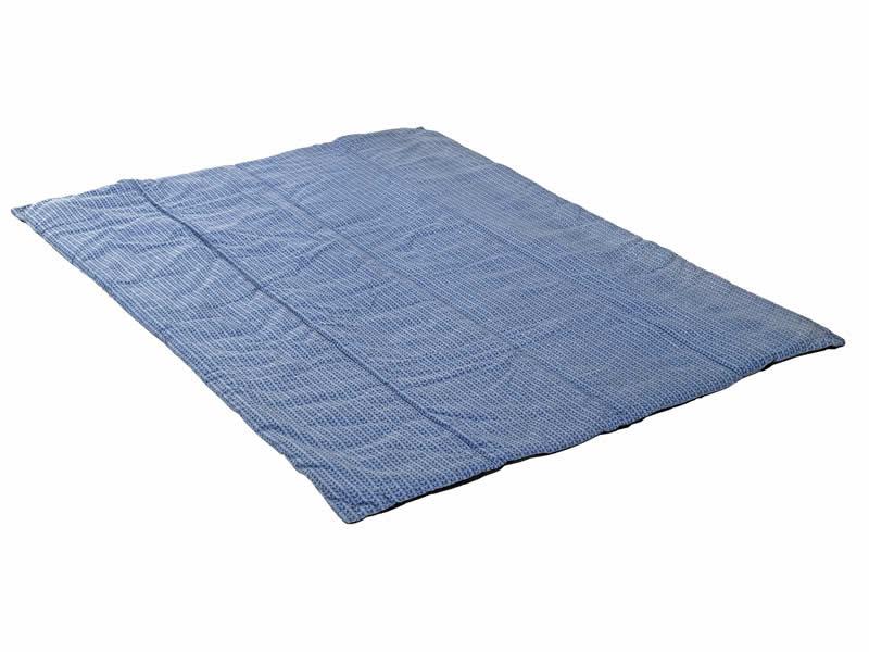 Koc piknikowy, niebieski Molly