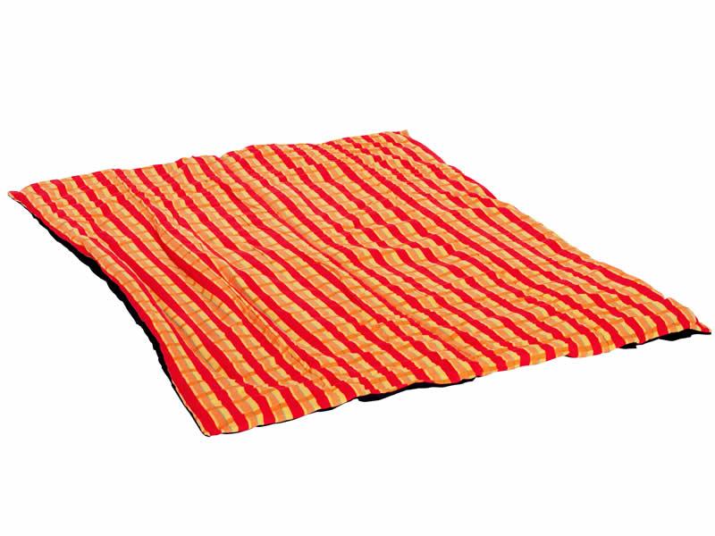 Koc piknikowy, Pomarańczowy Molly
