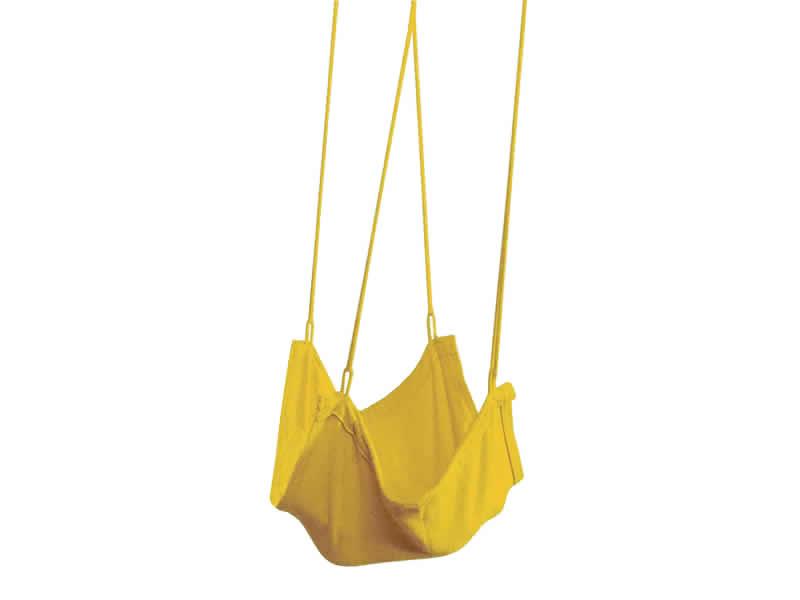 Podstawka na stopy do foteli hamakowych, Żółty Foot Rest