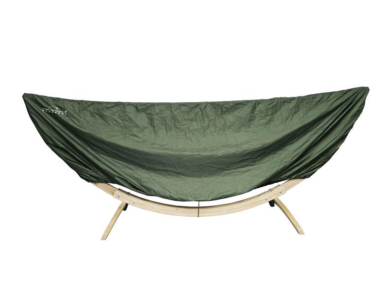 Pokrowiec do stojaków hamakowych, Zielony Hammock cover