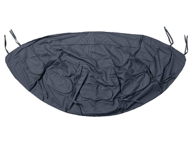 Poszewka do poduszki, szaro-czarny Pillowcase Royal