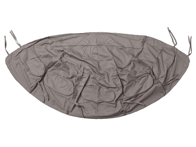 Poszewka do poduszki, Szary Pillowcase Royal