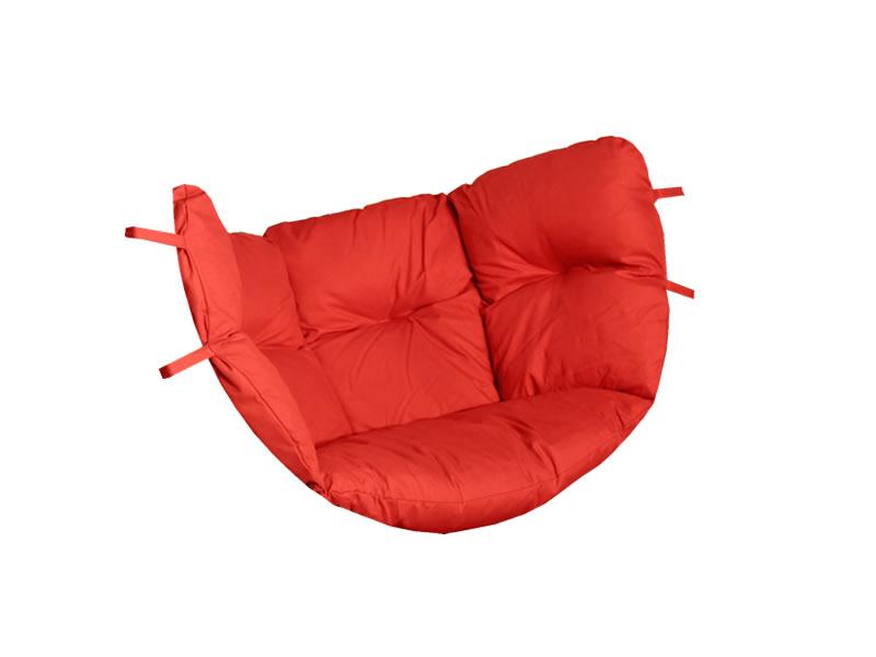 Poducha hamakowa duża, Czerwony Poducha Swing Chair Single (3)